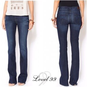 Level 99 Jeans Chloe Bootcut